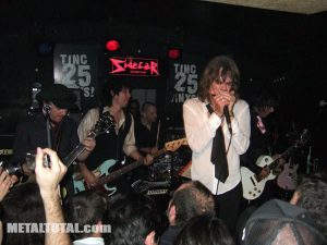 new york dolls, sala sidecar, barcelona