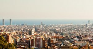 app, urban explorer, barcelona, walking tours